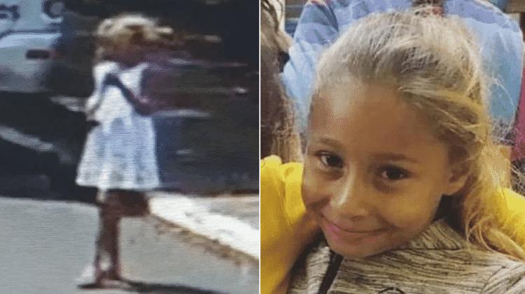 Emanuelle, morta em Chavantes (SP) - Câmeras de segurança/Arquivo pessoal - Câmeras de segurança/Arquivo pessoal