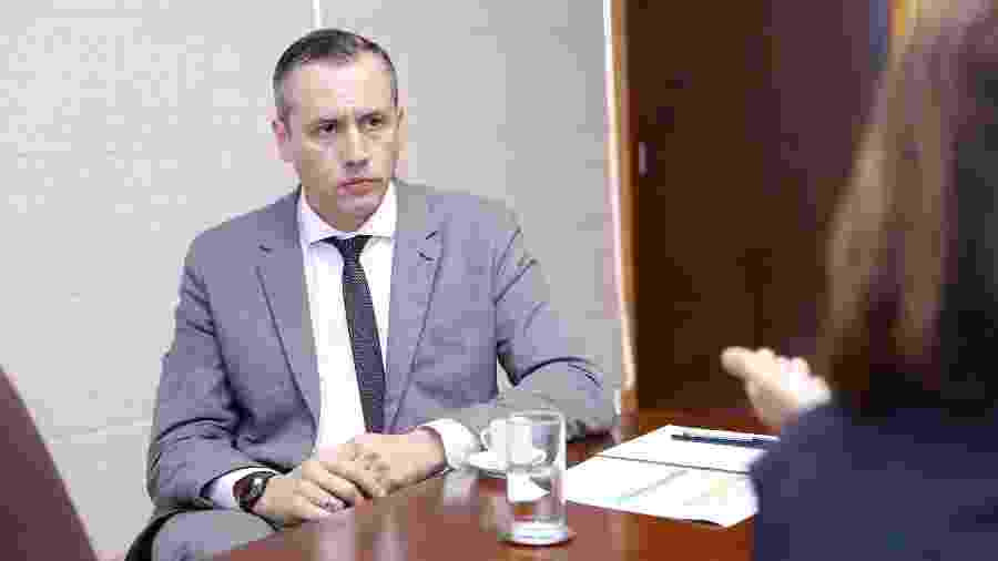 Procuradoria do DF também cobra a responsabilização administrativa e criminal de Alvim por discurso de cunho nazista - Clara Angeleas/Divulgação/Secretaria Especial da Cultura