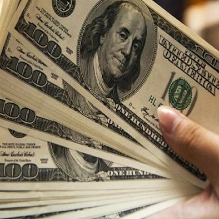Ontem (31), o dólar comercial fechou com desvalorização de 2,31% - Reprodução