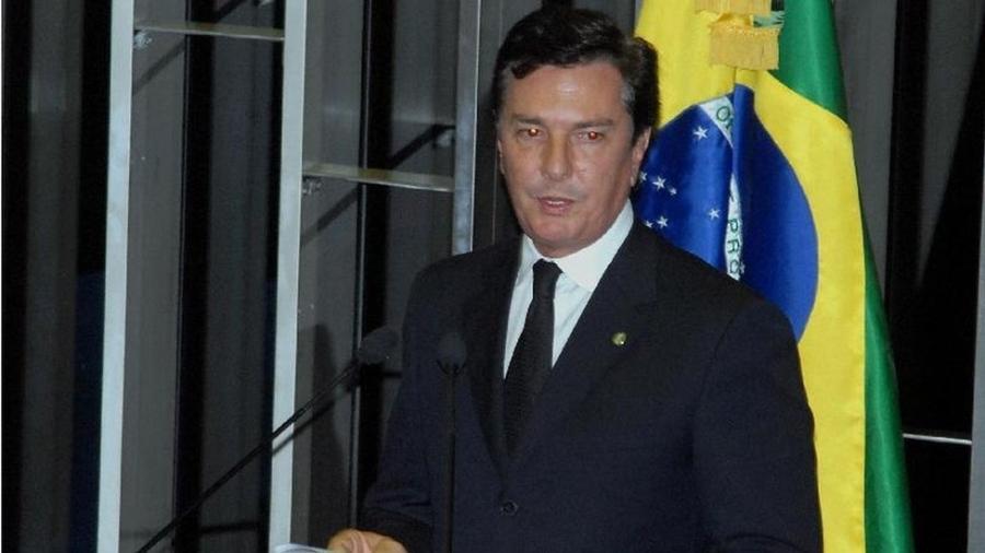 Acusado de liderar um esquema de corrupção, o ex-presidente Collor sofreu um processo de impeachment e foi afastado do cargo no dia 29 de setembro de 1992 - Agência Brasil