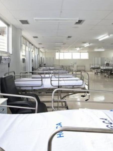 Hospital em Feira de Santana (BA) é único na rede pública na cidade que oferece leitos de UTI  - DIVULGAÇÃO/PAULA FRÓES/GOVBA
