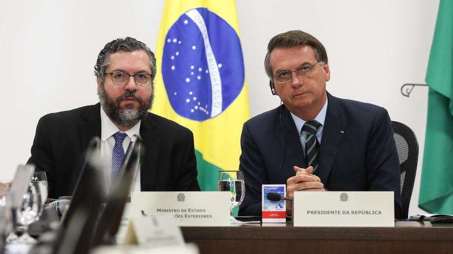 Bolsonaro deve usar presença na reunião para cobrar financiamento por parte de países desenvolvidos de ações de proteção e recuperação ambiental no Brasil, indicou ministro -  Marcos Corrêa/PR