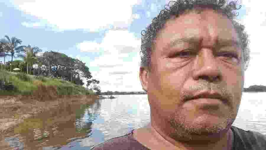José Eliano Pereira da Silva está desempregado, mas descobriu cargo de senador na carteira de trabalho - Arquivo Pessoal