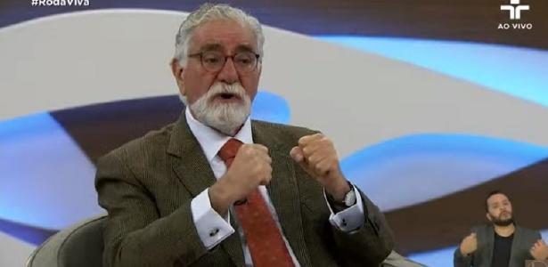 Ex-ministro no Roda Viva | Celso Lafer critica diplomacia do Brasil: 'Não sentaremos na mesa com ninguém'