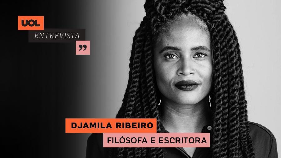 UOL Entrevista com Djamila Ribeiro (01/07/20) - Arte/UOL