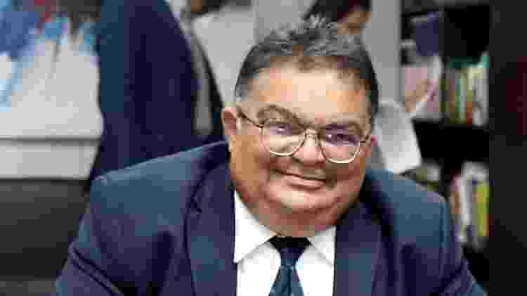 O almirante Flavio Rocha, cotado para assumir a Secretaria-Geral da República - Divulgação/TCE-MG - Divulgação/TCE-MG