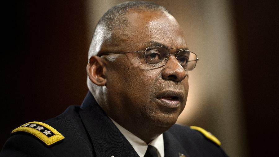 8.mar.2016 - Lloyd Austin deve ser anunciado por Joe Biden como novo secretário de Defesa dos EUA - Brendan Smialowski/AFP