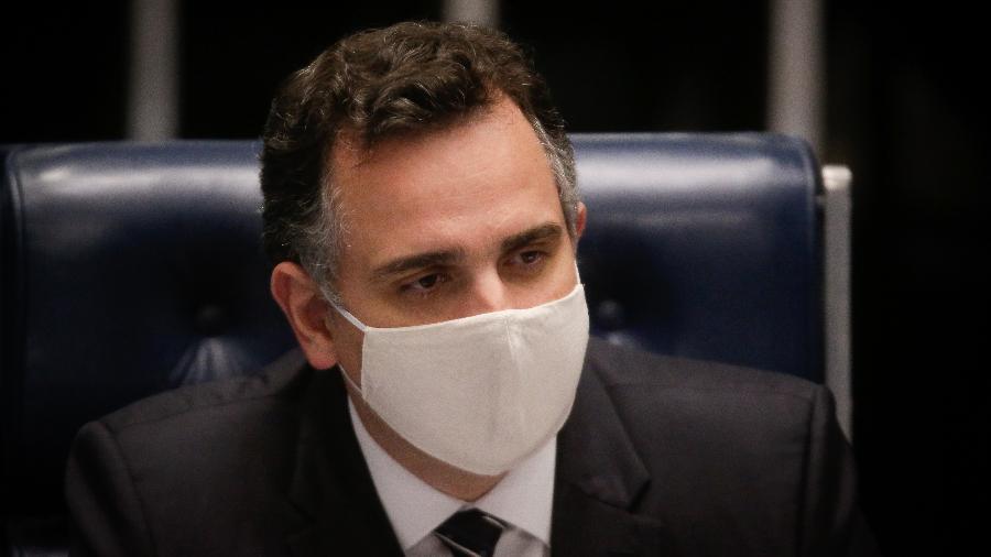 O presidente do Senado, Rodrigo Pacheco, vai consultar se CPI pode ampliar investigação - Dida Sampaio/Estadão Conteúdo