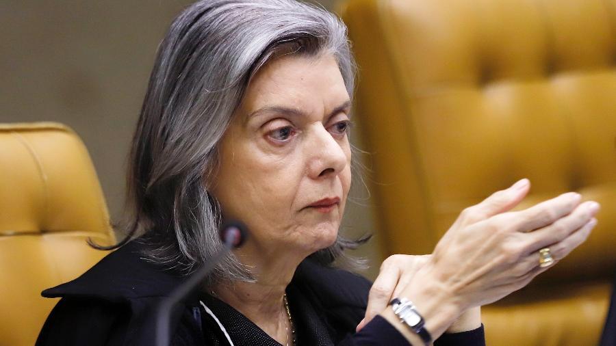 Frase de ministra Cármen Lúcia, do STF, é de 2018 - Rosinei Coutinho/STF
