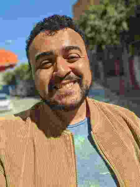Gilmar Ribeiro - Acervo pessoal - Acervo pessoal