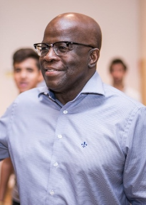 Joaquim Barbosa, ex-presidente do Supremo Tribunal Federal