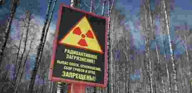Sinais alertam para contaminação da zona onde ocorreu acidente de Tchernóbil  - Getty