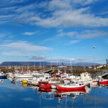 Islândia é pequeno país escandinavo que tem na pesca uma de suas principais atividades econômicas - Patricia Van Den Barg/Pixabay