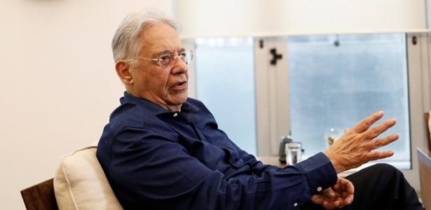 O ex-presidente Fernando Henrique Cardoso (PSDB-SP)