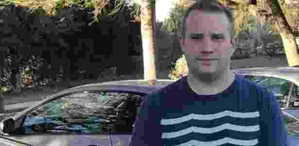 Charles Henderson descobriu que seu smartphone podia acessar seu antigo carro - Charles Henderson