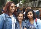 Desempregados passam a noite em fila em busca de vaga em feira de trabalho - Marcela Lemos/UOL