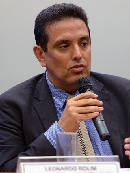 Leonardo Rolim, secretário de Previdência do Ministério da Economia - Leonardo Prado/Câmara dos Deputados