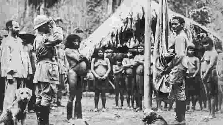 Para biógrafo, legado de Rondon está ameaçado no governo Bolsonaro - Divulgação