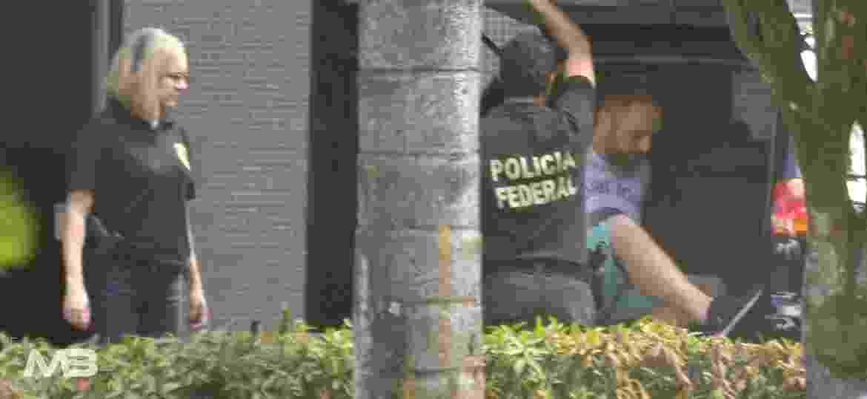 Um dos quatro presos sob suspeita de hackear o celular do ministro Sergio Moro - Mateus Bonomi/Folhapress