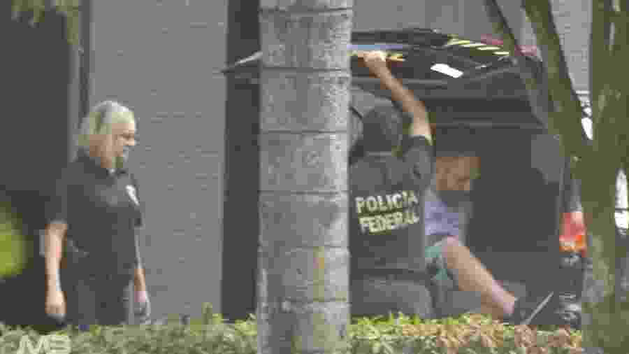 """Walter Delgatti Neto, preso em operação da PF em julho de 2019, é apontado com o codinome de """"Vermelho"""" enquanto hacker - Mateus Bonomi/Folhapress"""