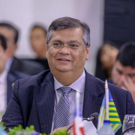 O governador do Maranhão, Flávio Dino  - Roberta Aline/Governo do Piauí