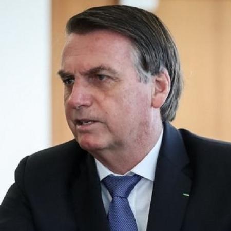 O presidente Jair Bolsonaro - Marcos Corrêa/PR