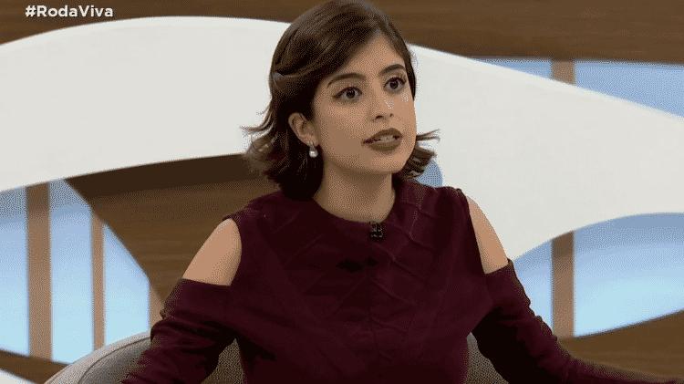 Partido está de olho na deputada Tabata Amaral - Reprodução/TV Cultura