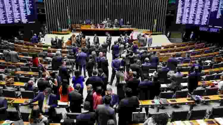 Medida passou de maneira discreta na Câmara e agora tramita no Senado - Luis Macedo/Câmara dos Deputados