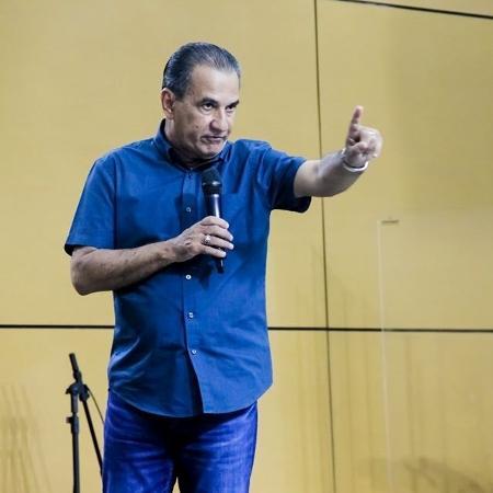 Pastor Silas Malafaia promove culto em igreja de Campo Grande, na zona oeste do Rio - Divulgação