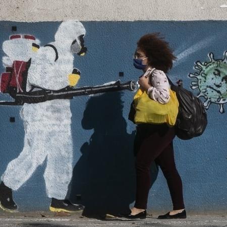 Os três fatores que apontam quando Brasil chegará ao pico da epidemia de covid-19 - Getty Images