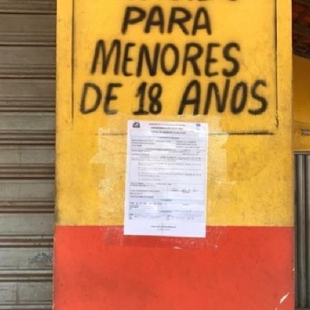 Prefeitura de Santa Izabel, no Pará, fechou todos os 38 bares da cidade após festa com jovens nuas - Divulgação/Polícia Civil do Pará