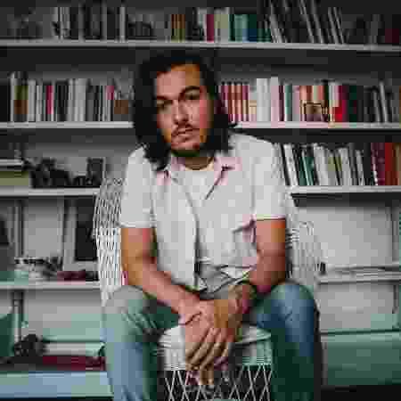 Escritor Matheus Souza já viajou para 24 países - Arquivo pessoal - Arquivo pessoal
