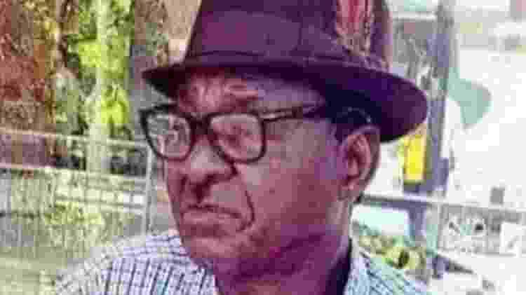 Pai de Marley Ngarizemo morreu de covid-19 - BBC - BBC