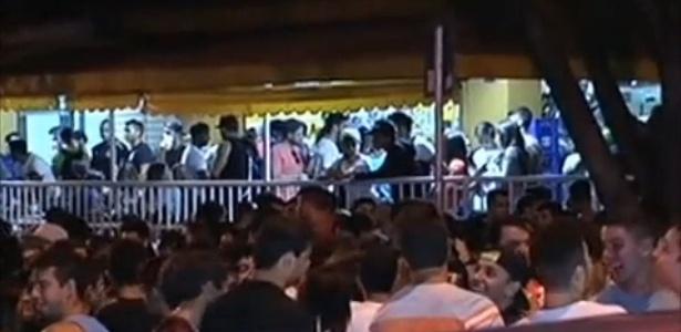 Local onde aconteceu a morte do universitário Daniel Adolpho de Melo Vianna, 23, em agosto de 2015 - Reprodução/SBT