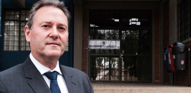 """O presidente do TRE-PR, Luiz Fernando Keppen: """"Domingo não é o dia de movimentos saírem às ruas, é o dia do eleitor"""""""