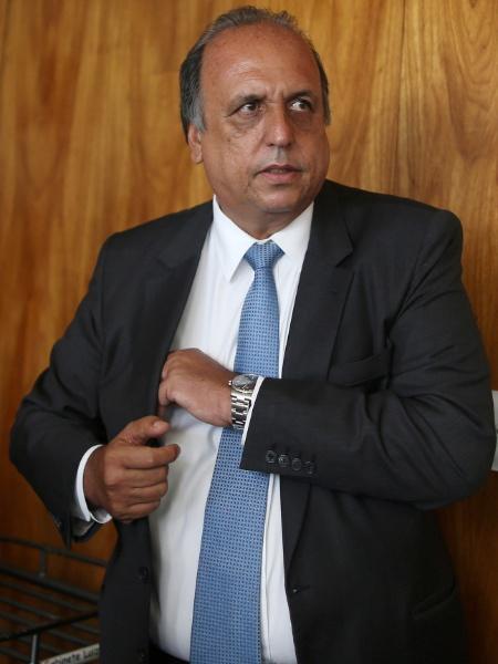 O ex-governador Luiz Fernando Pezão está preso desde novembro em Niterói - REUTERS/Adriano Machado