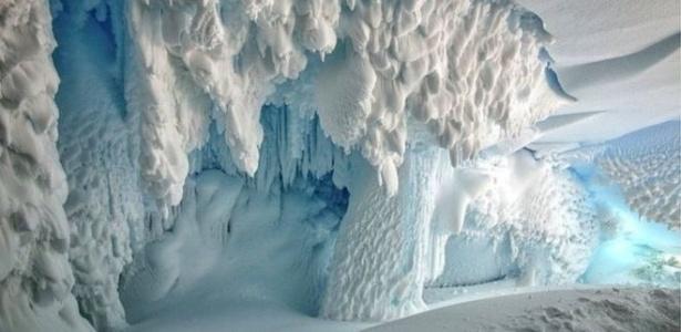 Amostra de DNA encontrada na Antártida pode revelar que há vida em um lugar impensável