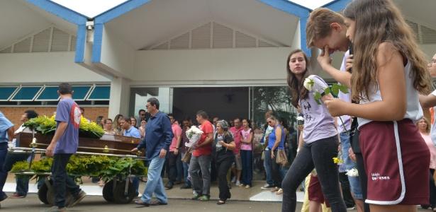 O ataque no colégio Goyazes, em 20 de outubro, deixou quatro feridos e dois mortos; todos, adolescentes