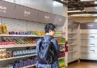 Mercado americano testa loja que não possui caixas e que manda a conta via celular - Cayce Clifford/The New York Times