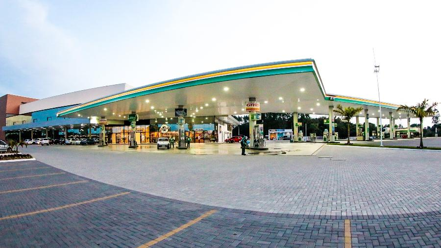 Posto de gasolina da BR Distribuidora; Petrobras; combustíveis, diesel, combustível, petróleo - Marcio Roberto Dias/Agência Petrobras