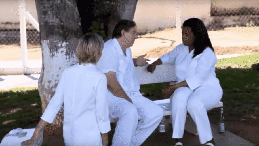 Oprah Winfrey visitou João de Deus em Abadiânia, em 2012 - Oprah Winfrey Show/Reprodução