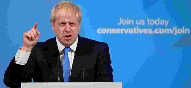 Parlamento britânico não aprova eleição antecipada, em nova derrota para Boris Johnson - Toby Melville/Reuters