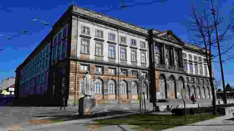 Reitoria da Universidade do Porto - Divulgação