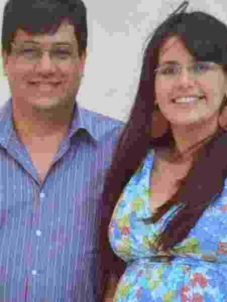 Empresário Miguel da Rocha Correia Lima, de 55 anos, morreu após infarto - Arquivo Pessoal/BBC