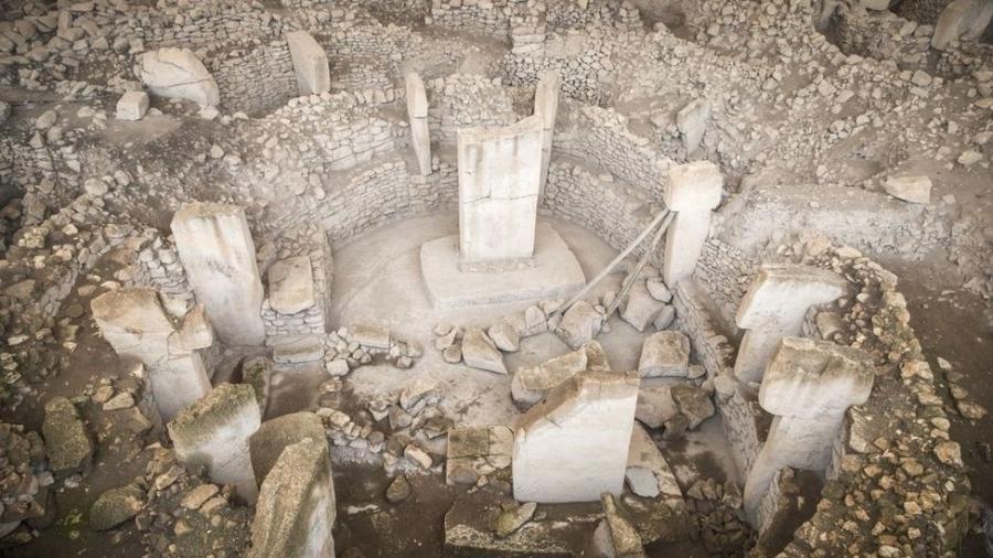 Localizado na Turquia, esse sítio arqueológico data do período neolítico, o último da Idade da Pedra - Getty Images
