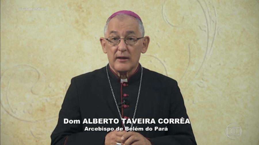 Suposto abuso sexual é investigado pela Polícia Civil a pedido do MP-PA; Vaticano também estaria apurando caso - Reprodução/TV Globo