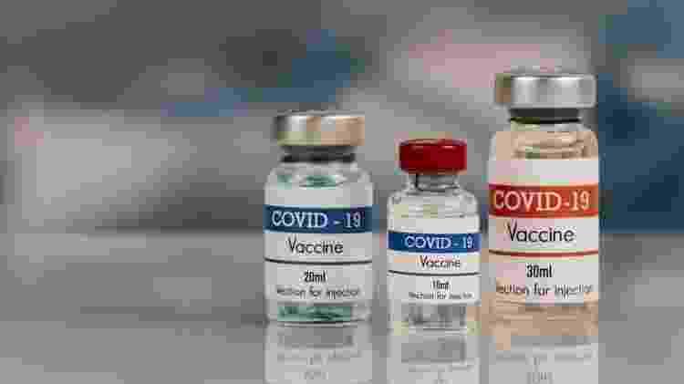 """A OMS alertou que mais pesquisas são necessárias sobre essa nova variante para """"validar a eficácia contínua das vacinas"""" - Getty Images - Getty Images"""