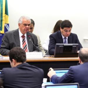 O deputado José Carlos Araújo (PR-BA), presidente do Conselho de Ética