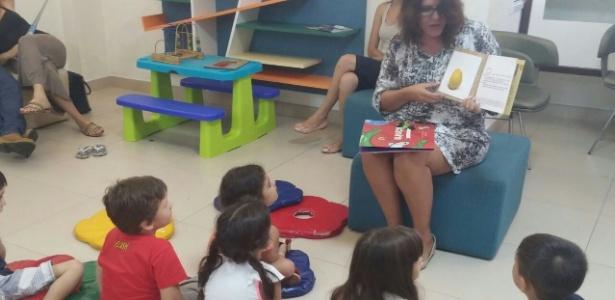 Distração. Clínica em Campinas teve apresentação para crianças; cidade tem cinco casos confirmados do vírus H1N1