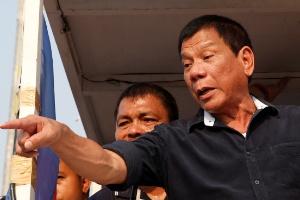 Rodrigo Duterte é o presidente recém-eleito das Filipinas